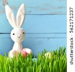 Toy Little Easter Bunny And...