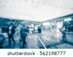 shopping mall background | Shutterstock . vector #562198777