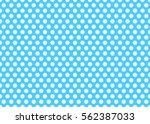 polka dot pattern vector.    Shutterstock .eps vector #562387033