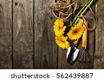 Gardening Tools  Flowers  Rope...