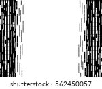 black lined vertical lines... | Shutterstock . vector #562450057