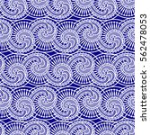 lace seamless pattern | Shutterstock .eps vector #562478053