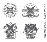 collection of of surfing...
