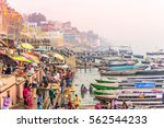 Varanasi  India January 24 ...