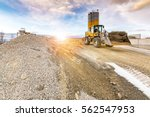 Quarry Aggregate With Heavy...