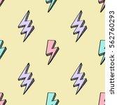 vector abstract retro pattern...   Shutterstock .eps vector #562760293
