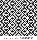 pattern stripe seamless black... | Shutterstock .eps vector #562818853