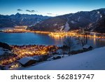 View Over Zell Am See Mountain...