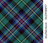 tartan seamless pattern...   Shutterstock .eps vector #562948897