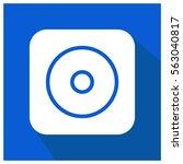 record vector icon | Shutterstock .eps vector #563040817