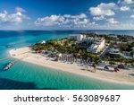 Isla Mujeres Mexico Caribbean...