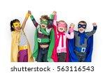 Superhero Kids Friendship...