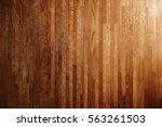Rich Texture Of Wooden Table O...