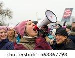 st. paul  mn usa   january 21 ... | Shutterstock . vector #563367793