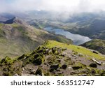 Track In Snowdonia National...