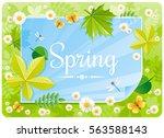 Spring Banner Border. Cute...