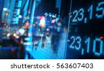 stock index numbers with city...