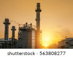 oil and gas industry | Shutterstock . vector #563808277