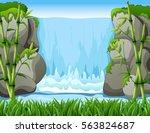 vector illustration of... | Shutterstock .eps vector #563824687