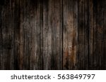 old brown wood | Shutterstock . vector #563849797