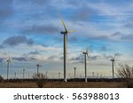 Eco Power. Wind Turbines...