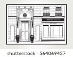 Vector Shopfront Detailed...