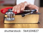 doctor. | Shutterstock . vector #564104827