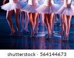 Unrecognizable Ballet Dancers
