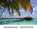 Traditional Maldives Bungalows...