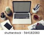 computer network connection... | Shutterstock . vector #564182083