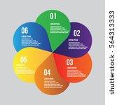 infographic element | Shutterstock .eps vector #564313333