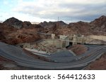 Route To The Hoover Dam In...
