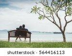 enjoy holiday | Shutterstock . vector #564416113