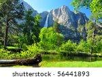 Upper Yosemite Falls  Yosemite...