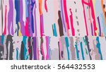 colorful abstraction vector | Shutterstock .eps vector #564432553