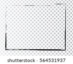 vector frames. rectangles for... | Shutterstock .eps vector #564531937