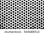 grunge black and white urban... | Shutterstock .eps vector #564688513