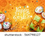 template vector card with...   Shutterstock .eps vector #564798127