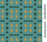 the endless texture.vector... | Shutterstock .eps vector #564826903
