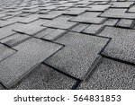 close up view on asphalt... | Shutterstock . vector #564831853