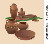Pottery Ancient Culture And...