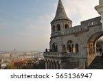 castles in budapest | Shutterstock . vector #565136947
