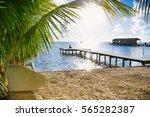 Beautiful  Caribbean Sight Wit...