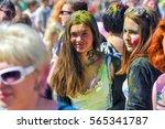 st petersburg  russia   june 13 ... | Shutterstock . vector #565341787