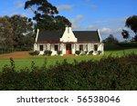 Modern Cape Dutch Farm House