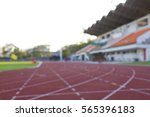 blurred image of stadium and...   Shutterstock . vector #565396183