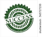 green success distressed grunge ...   Shutterstock .eps vector #565727233