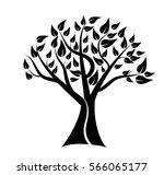tree vector. | Shutterstock .eps vector #566065177
