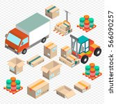 illustration of info graphic... | Shutterstock .eps vector #566090257
