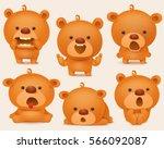 Creation Set Of Teddy Bear...